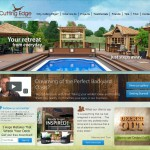 Web copy for decking designer