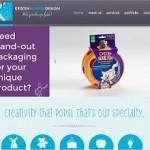 web copy for packaging design studio
